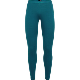 Icebreaker W's 200 Oasis Leggings Kingfisher